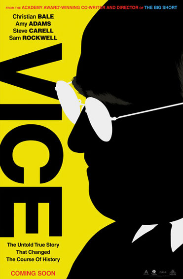 Vice (2018) Poster
