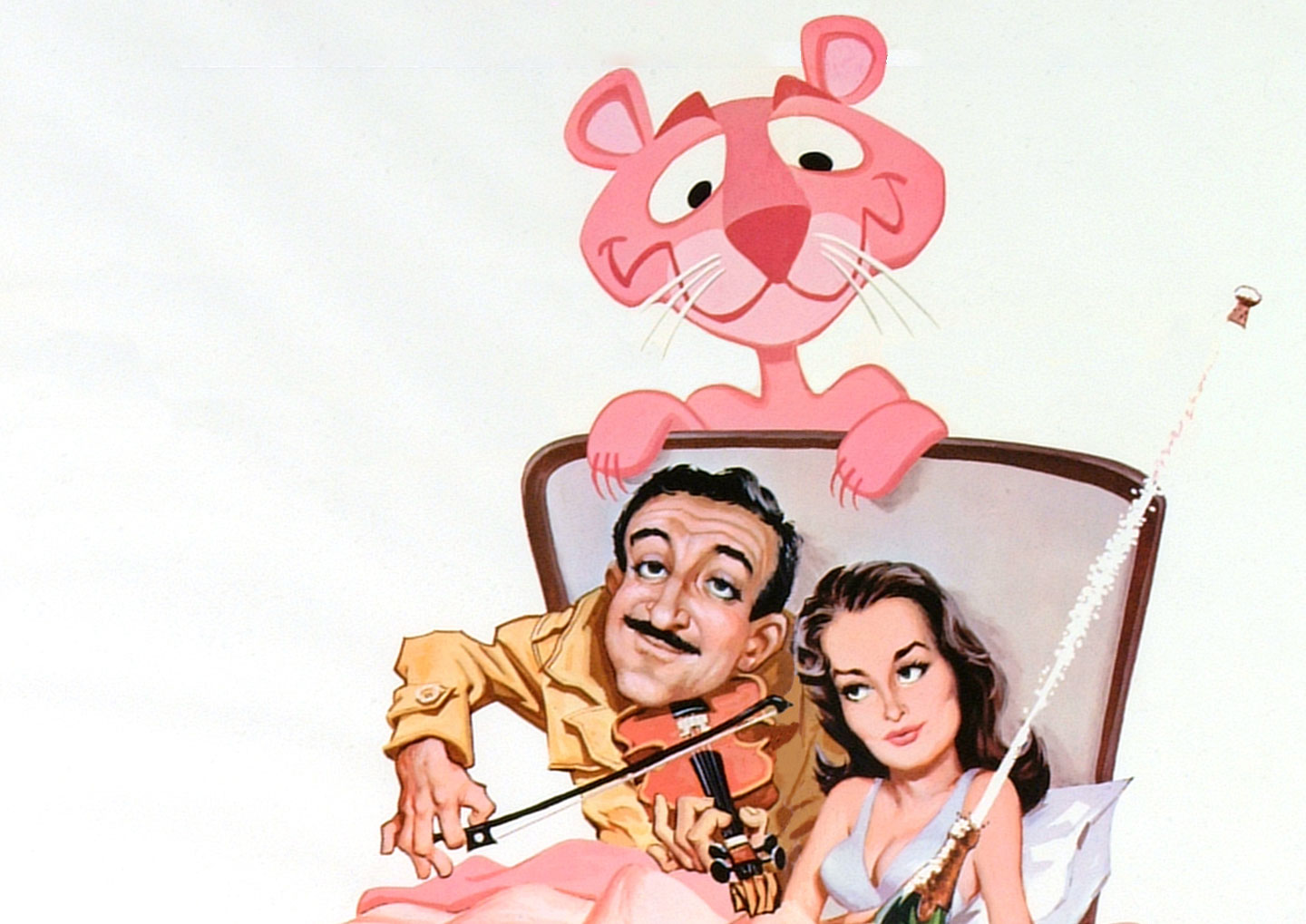 The Pink Panther (1964) header image