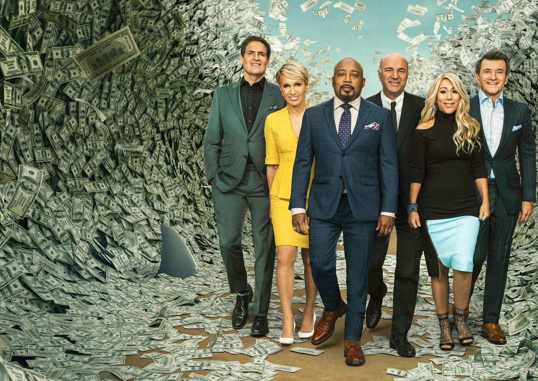 Shark Tank header image